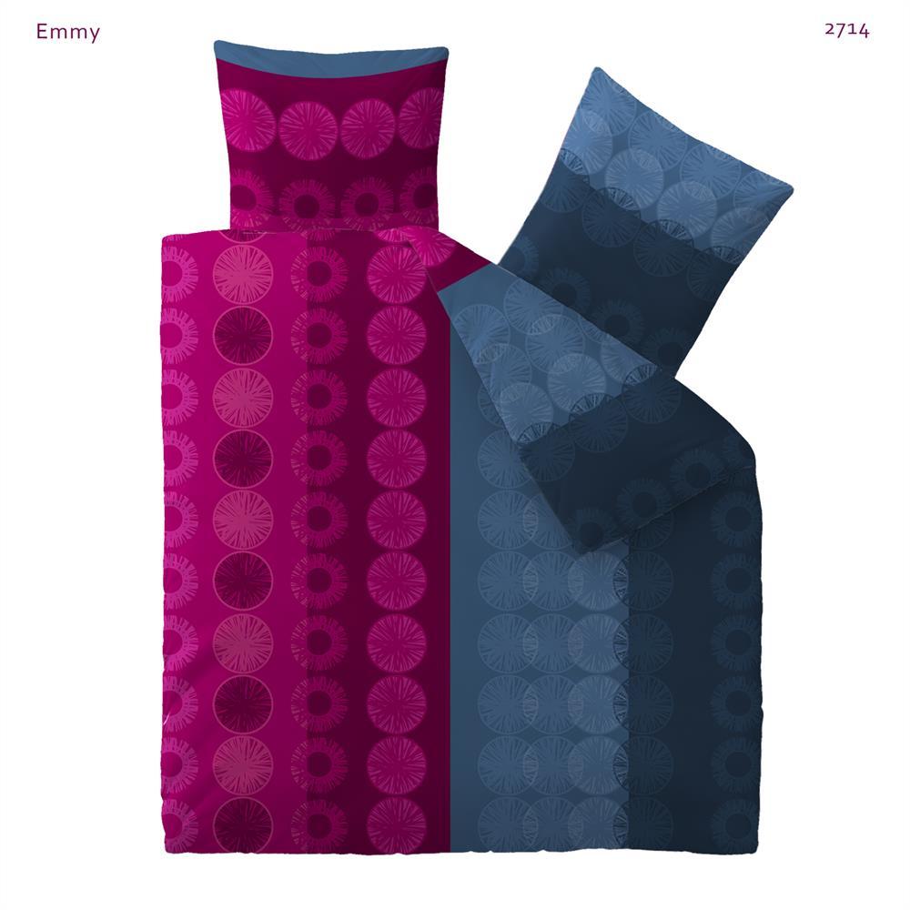 bettwaesche garnituren microfaser gr 135 x 200 155 x 220 harmony emmy. Black Bedroom Furniture Sets. Home Design Ideas