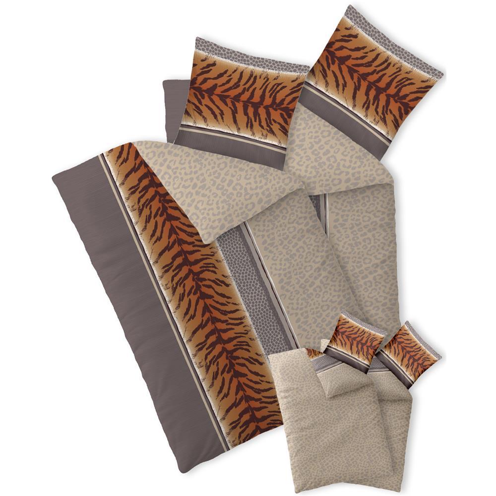 baumwolle bettw sche garnitur einzelbett 2 teilig 4 teilig 155x200 ko fashion ebay. Black Bedroom Furniture Sets. Home Design Ideas