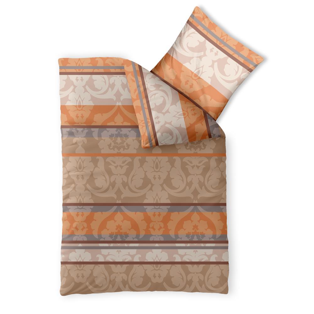 baumwolle renforc bettw sche garnitur 155x220 rei verschluss kotex fashion. Black Bedroom Furniture Sets. Home Design Ideas