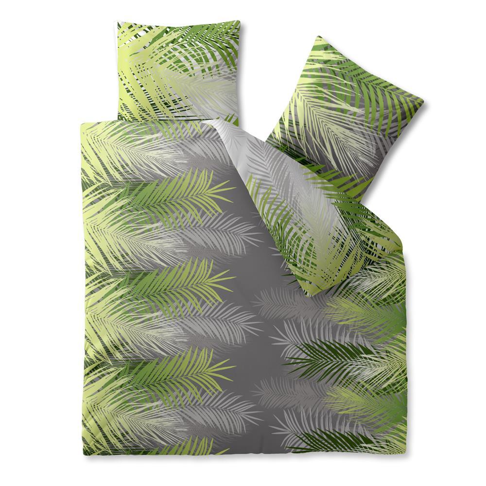 baumwolle bettw sche garnitur bergr e 200x220 rei verschluss fashion ebay. Black Bedroom Furniture Sets. Home Design Ideas