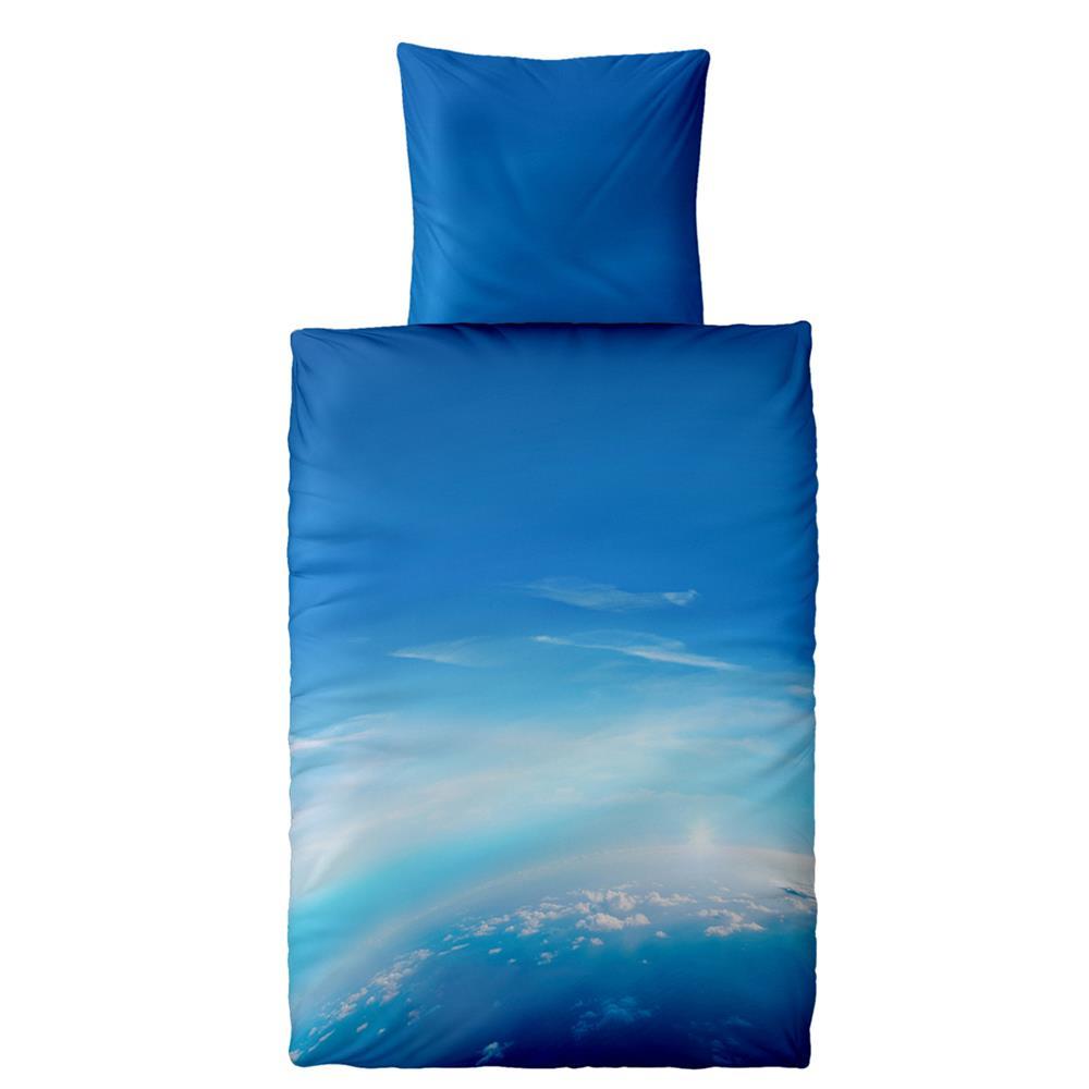 bettw sche garnitur mit rei verschluss baumwolle viele designs fashion fun ebay. Black Bedroom Furniture Sets. Home Design Ideas