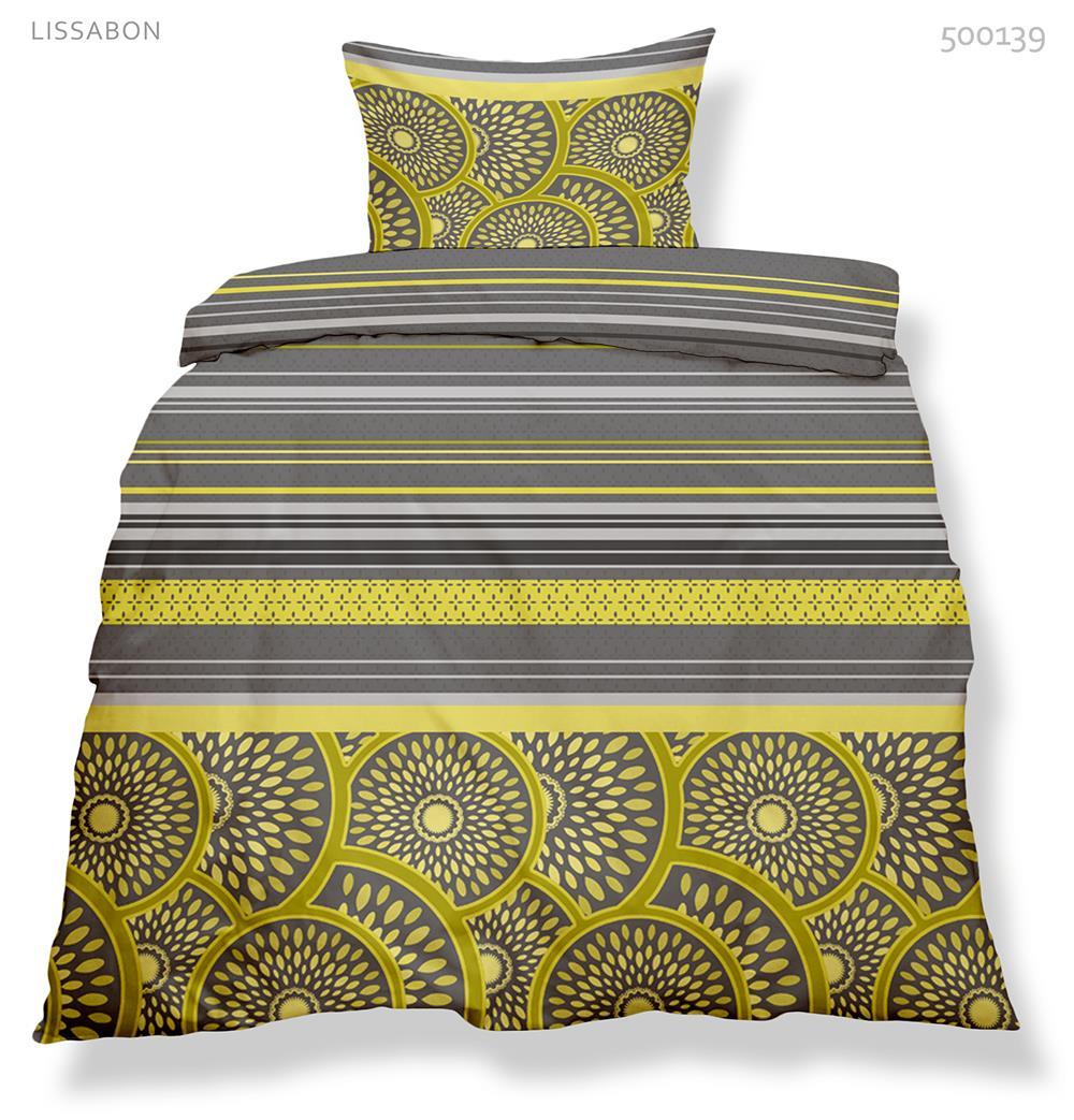 bettw sche garnituren 3 teilig bergr sse gr 200 cm x 220. Black Bedroom Furniture Sets. Home Design Ideas