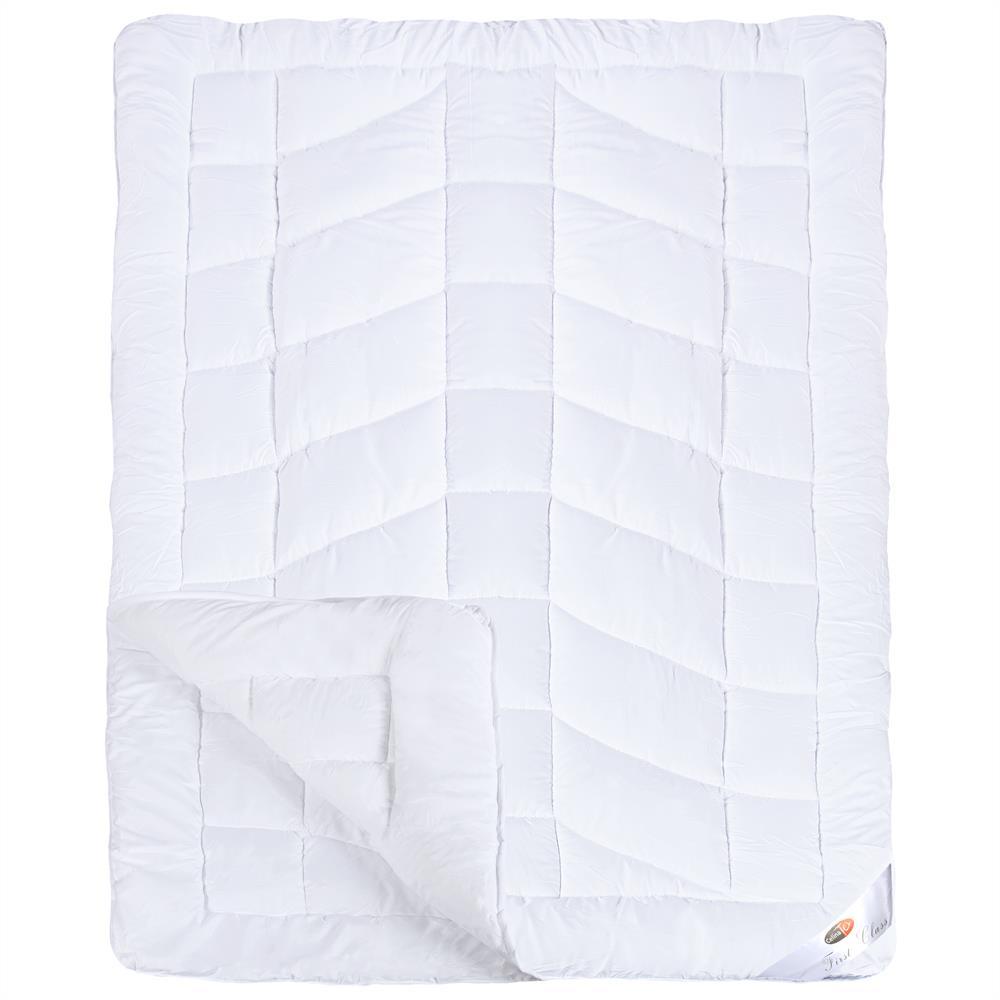 4 jahreszeiten steppdecke steppbett bettdecke microfaser druckknopf firstclass ebay. Black Bedroom Furniture Sets. Home Design Ideas