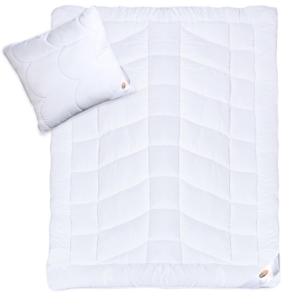 Sommer Set Steppdecke Bettdecke Mit Kopfkissen Microfaser
