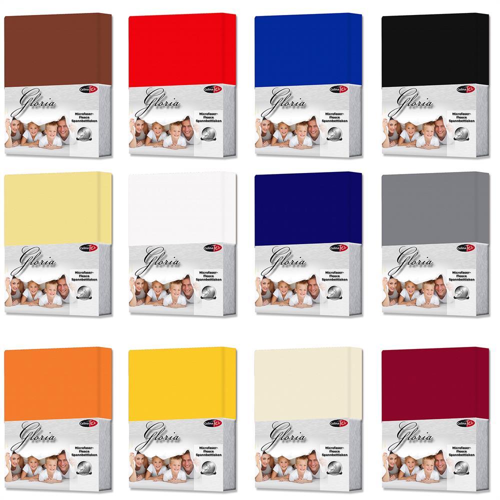 microfaser fleece spannbetttuch bettlaken winter doppelbett 200x200 gloria eur 17 98 picclick de. Black Bedroom Furniture Sets. Home Design Ideas