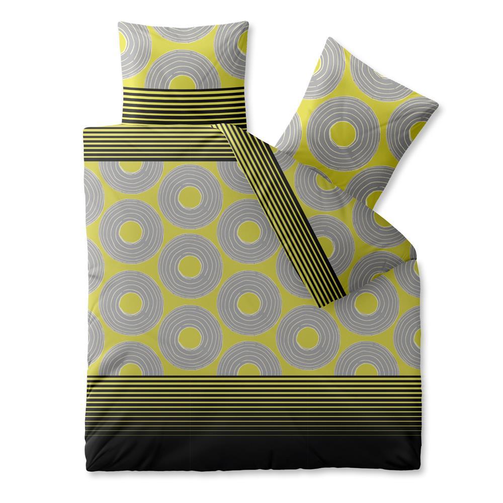 bettw sche garnituren 3 teilig microfaser rv bergr e 200. Black Bedroom Furniture Sets. Home Design Ideas