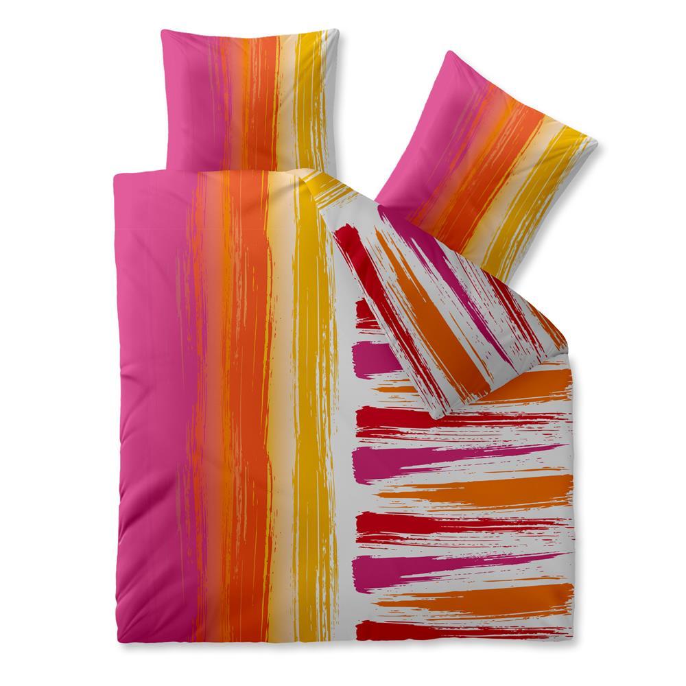 bettwaesche garnituren 3 teilig microfaser rv ubergroesse 200 x 220 cm. Black Bedroom Furniture Sets. Home Design Ideas