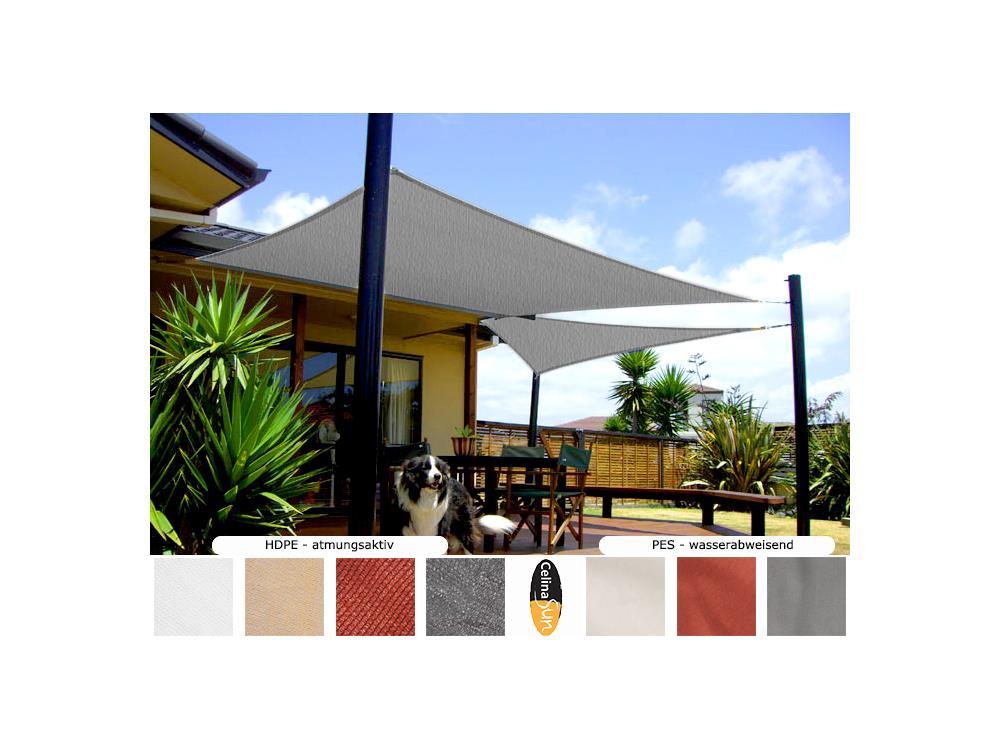 Sonnensegel Terrasse Sonnenschutz ~ Kreative Bilder für zu Hause ...