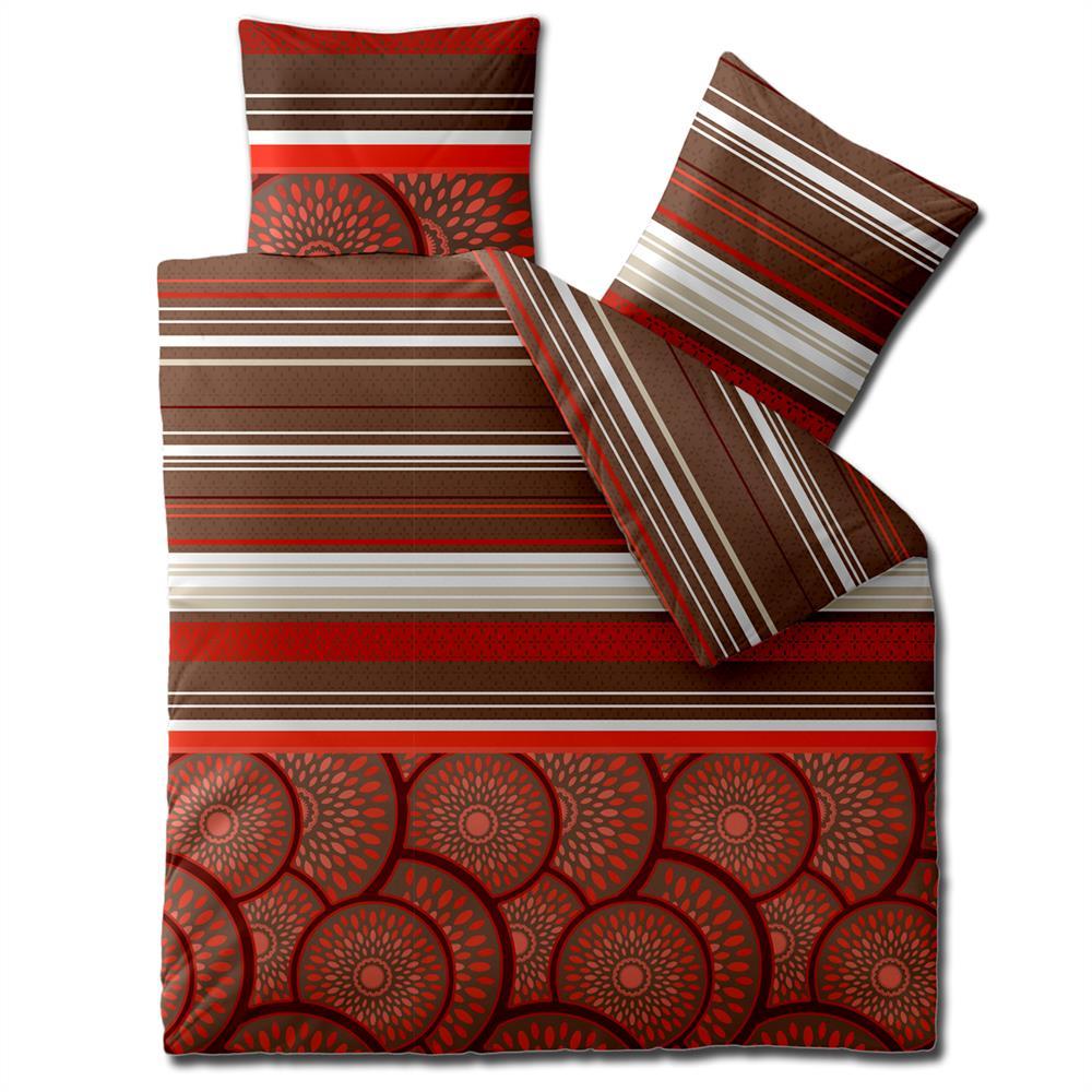 bettw sche garnituren baumwolle satin rei verschlu 2 tlg 3 tlg 4 tlg spirit ebay. Black Bedroom Furniture Sets. Home Design Ideas