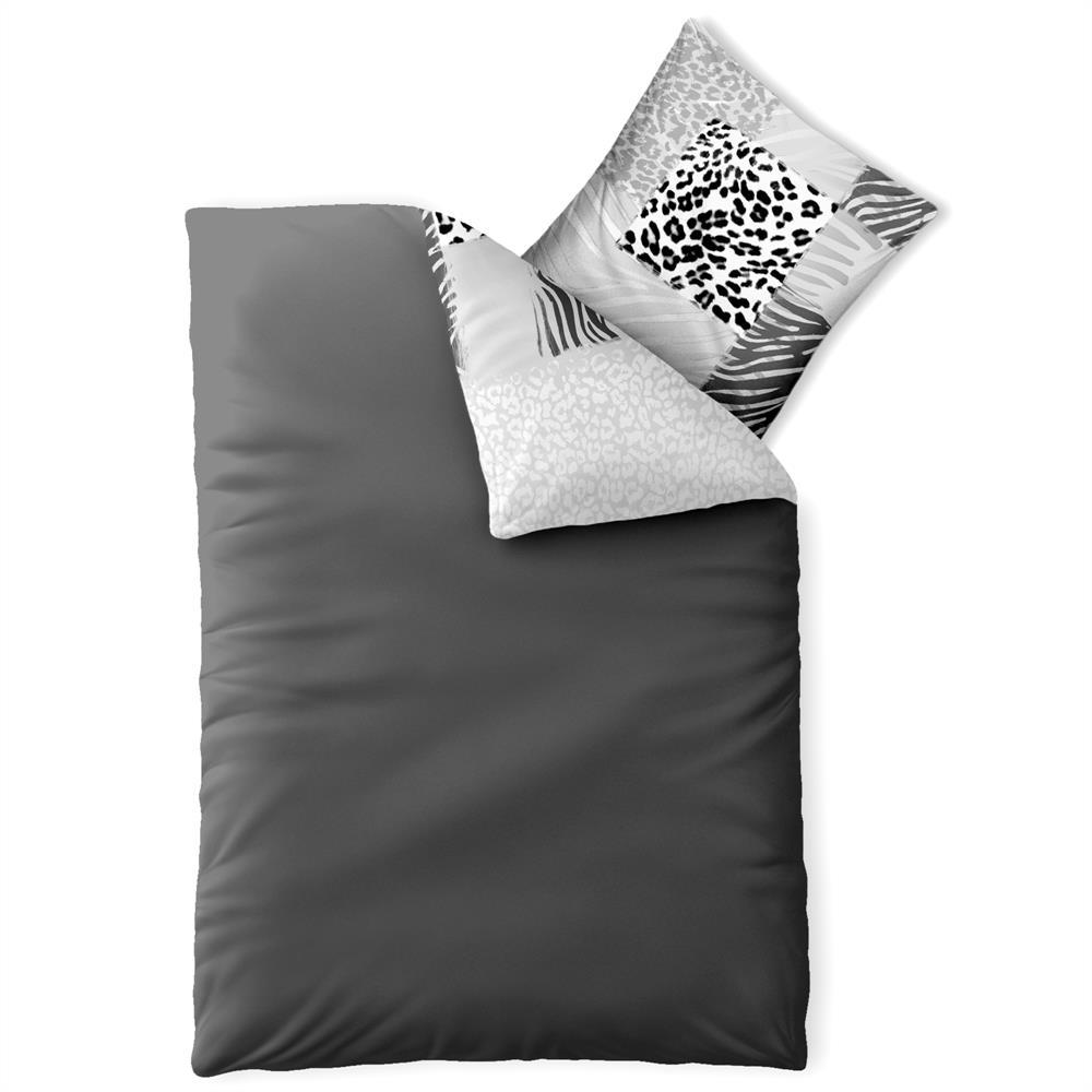 bettw sche 155x220 baumwolle garnitur rei verschluss kotex viele designs trend ebay. Black Bedroom Furniture Sets. Home Design Ideas