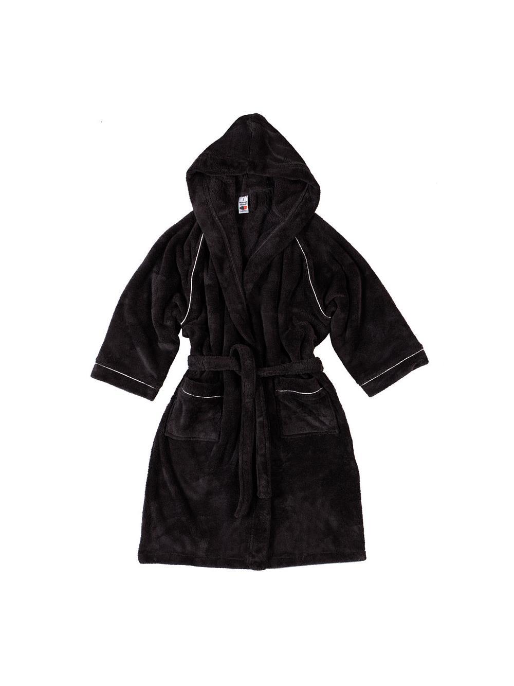 bademantel morgenmantel sauna microfaser kapuze kimono damen herren wellsoft ebay. Black Bedroom Furniture Sets. Home Design Ideas